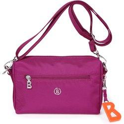 bei Peter Hahn: Umhängetasche Pukie Bogner pink - Damentaschen