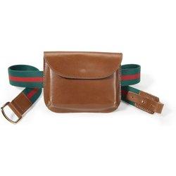 bei Peter Hahn: Gürtel-Taschen-Set Peter Hahn braun - Damentaschen