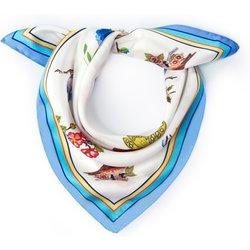 bei Peter Hahn: Nicki-Tuch aus 100% Seide Peter Hahn mehrfarbig - Tücher