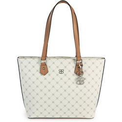 bei Peter Hahn: Shopper Basler weiss - Damentaschen