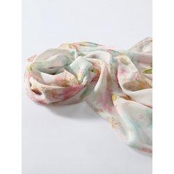 bei Peter Hahn: Schal aus 100% Seide Uta Raasch mehrfarbig - Schals