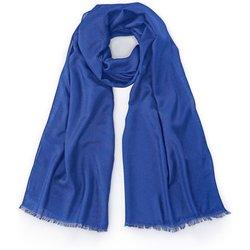 bei Peter Hahn: Schal aus Kaschmir Seide Uta Raasch blau - Schals
