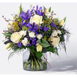 Blumenstrauß Crystal Blessing