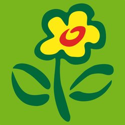Blumenarrangement Rosenrot