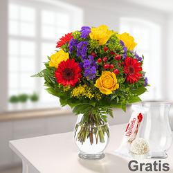 Blumenstrauß Blütenfee