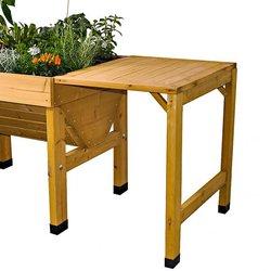 VegTrug Arbeitstisch, FSC-Holz, natur, 60x76x80 Zentimeter