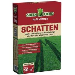 Greenfield Schattenrasensamen, 1 kg