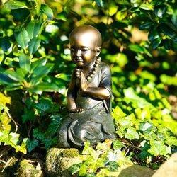 Gartenfigur Mönch Dawa