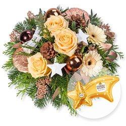 From Heaven und Ferrero Rocher Sternschnuppe