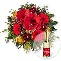Last Christmas und Xmas-Goldtraum-Piccolo