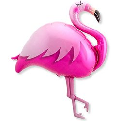 Riesenballon Flamingo