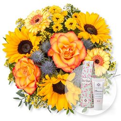 Sommerbote und Blütenrausch Pfingstrosen-Handcreme Für Dich