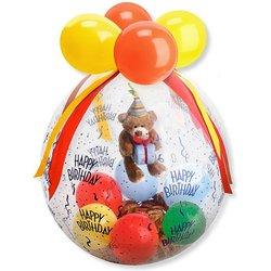 Stuffer-Ballon Happy Birthday