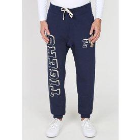 calça moletom polo ralph lauren jogger tigers azulmarinho