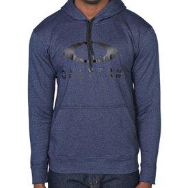 moletom oakley trn logo masculino  azul marinho p