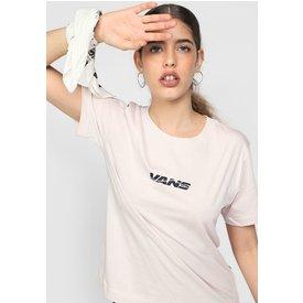 camiseta vans affek shun rosa