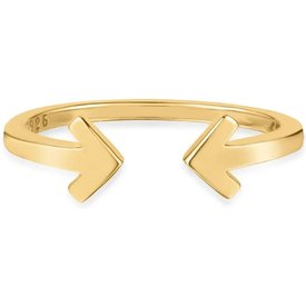 anel life hh banho ouro amarelo