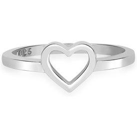 anel life coração