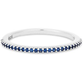 anel life pavê zircônias azuis
