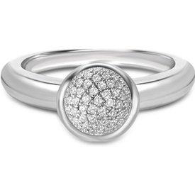 anel life my stone zircônia