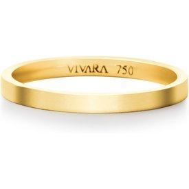aliança casamento ouro amarelo honeymoon 2mm