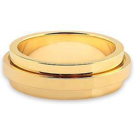 aliança casamento ouro amarelo 6mm