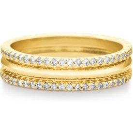 aliança casamento ouro amarelo diamantes 5mm
