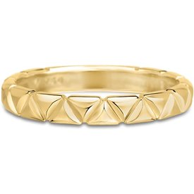 anel icona ouro amarelo pequeno
