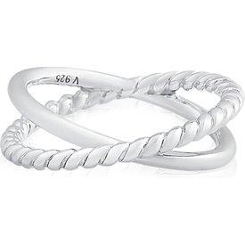 anel life trançado
