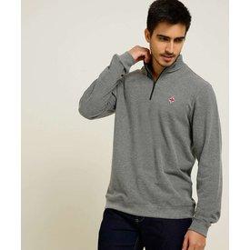 suéter masculino zíper mr