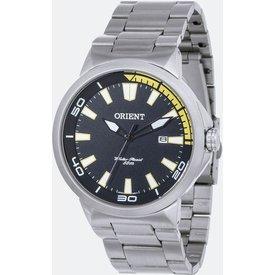 relógio masculino orient mbss1197 pysx analógico 5atm