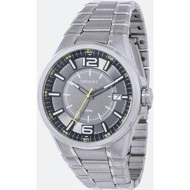 relógio masculino orient mbss1314gfsx analógico 5atm