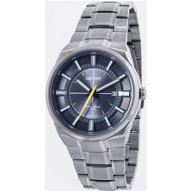 relógio masculino orient mbss1328 g1sx analógico 5atm