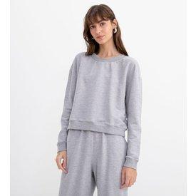 blusão básico moletom comfy