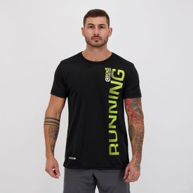 camiseta ecko active function preta