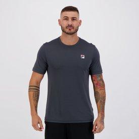 camiseta fila action iii grafite