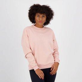 moletom fila comfy feminino rosa
