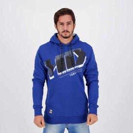 moletom hd style azul