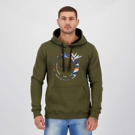 moletom rip curl circle filter fleece verde