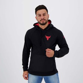 moletom under armour project rock terry hoodie