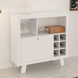adega tecno mobili branco