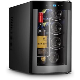 adega vinho climatizada 8 garrafas olimpia splendid bivolt