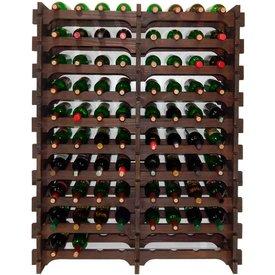 adega madeira 80 garrafas imbuia cevey adegas artesanatos