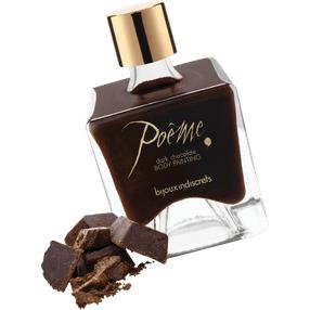 Bijoux Indiscrets Poême Dark Chocolate, 50 g
