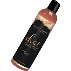 Intimate Organics Chai Massage Oil, 120 ml