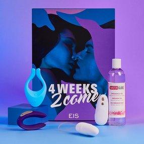 4 Weeks 2 Come, Orgasmusbox mit 4 Toys