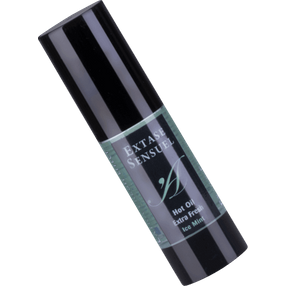 Extase Sensuel Hot Oil & Fresh, wasserbasiert, 30 ml