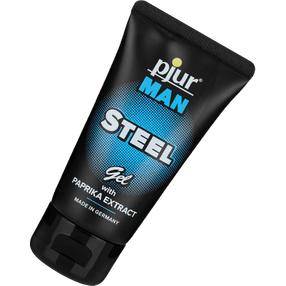 Pjur Man Steel Gel, 50 ml