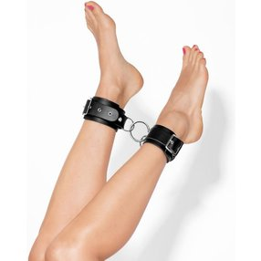 Rimba Fußfesseln mit Verbindungsring