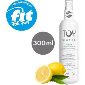 TOYSterile 300 ml Premium Desinfektionsspray